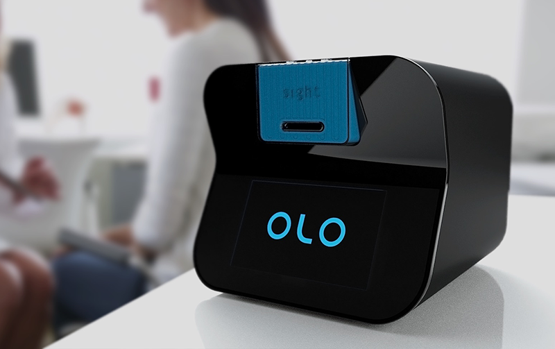 Sight Diagnostics Olo Uses AI for Blood Test | Wearable