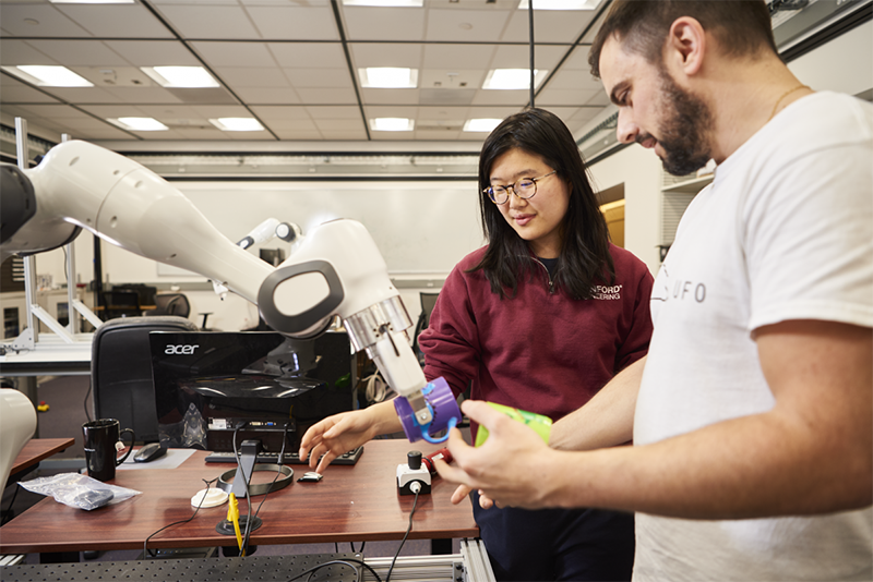 Stanford's Artificial Intelligence Institute Aims to Put Humans at the Center of this Field