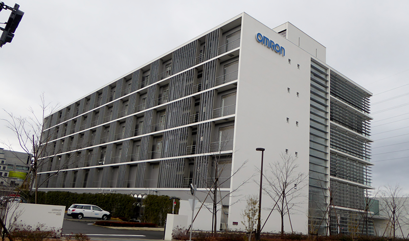 Omron headquarters