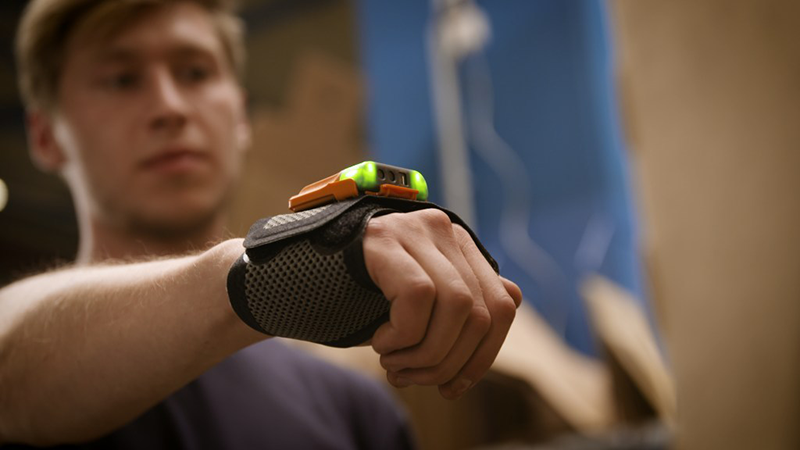 ProGlove Unveils Mark2 Handsfree Scanner | Wearable Technologies