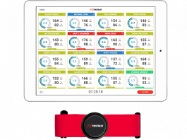 Firstbeat Sports Sensor with Movesense
