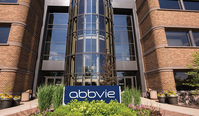 Office building of AbbVie