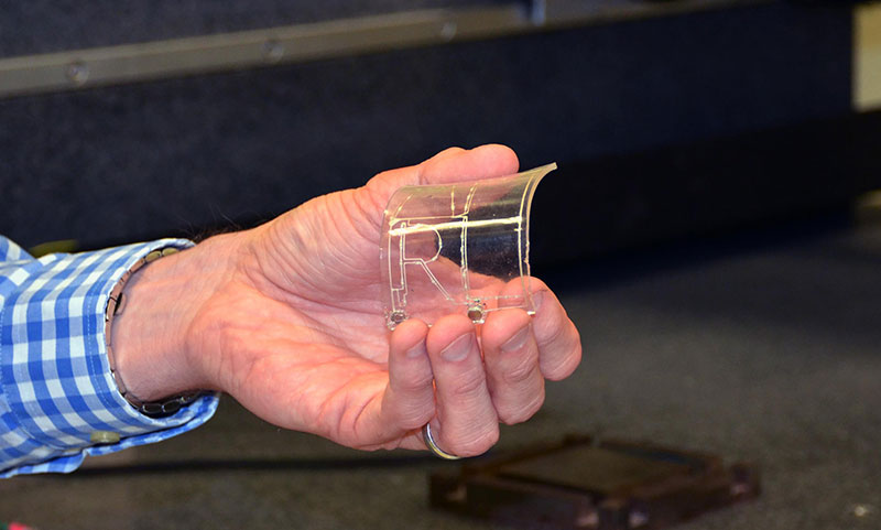 wearable flexible sensor