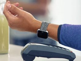 Fitbit contactless payment NYC