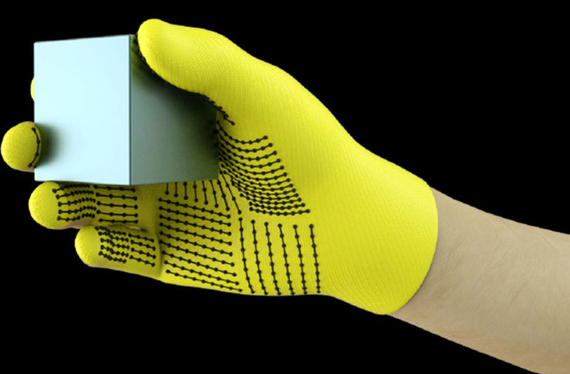 MIT AI Smart glove
