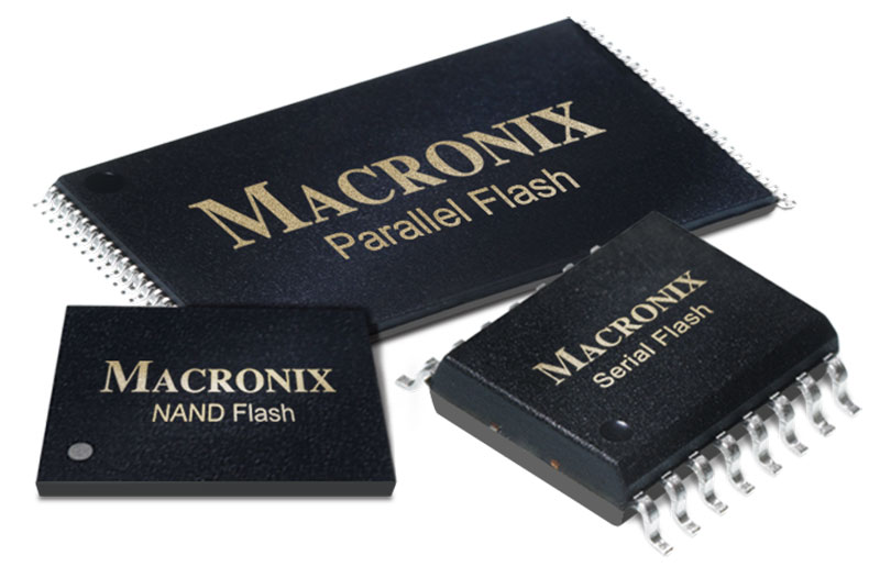 Macronix Flash