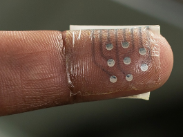 Electronic skin for disabled