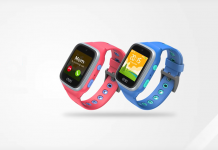dokiPal 4G LTE Smartwatch
