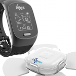 Biobeat blood pressure monitor