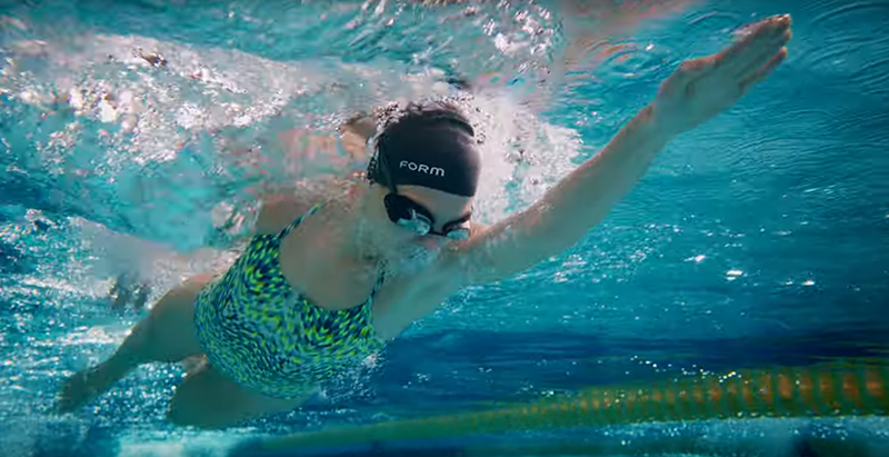 Form Introduces Augmented Reality Swim Goggles that You Can Wear Underwater
