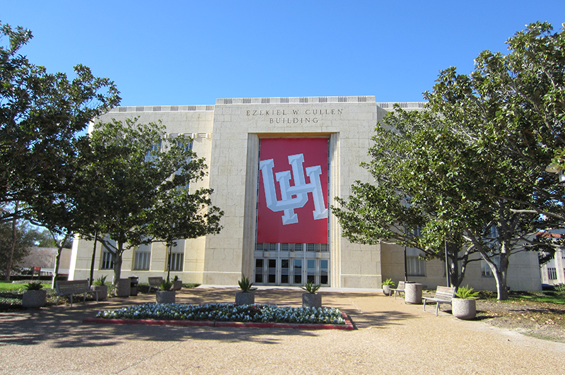 Ezekiel W. Cullen Building, University of Houston