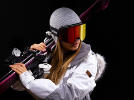 bONE Tech Ski Goggles