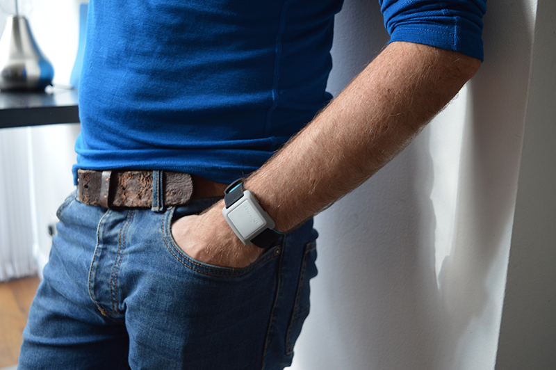 Shimmer wearable sensor algorithm