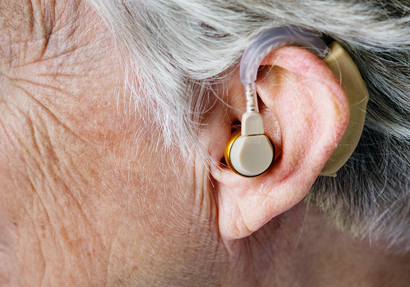 Baby boomers hearing aids