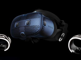 HTC releases new Vive Cosmos