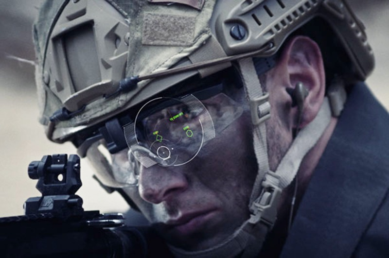Elbit Systems soldiers wearables