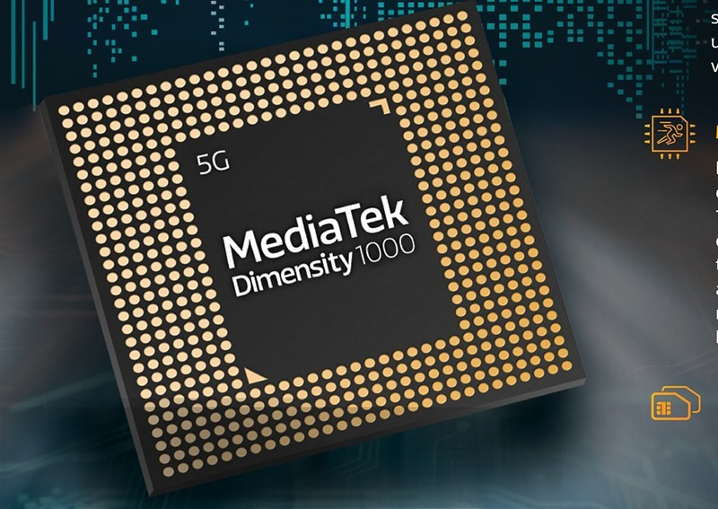 MediaTek Dimensity 1000 5G SoC