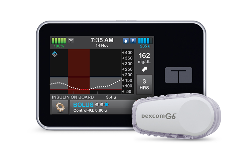 Tandem t slim X2 insulin pumpTandem t slim X2 insulin pump