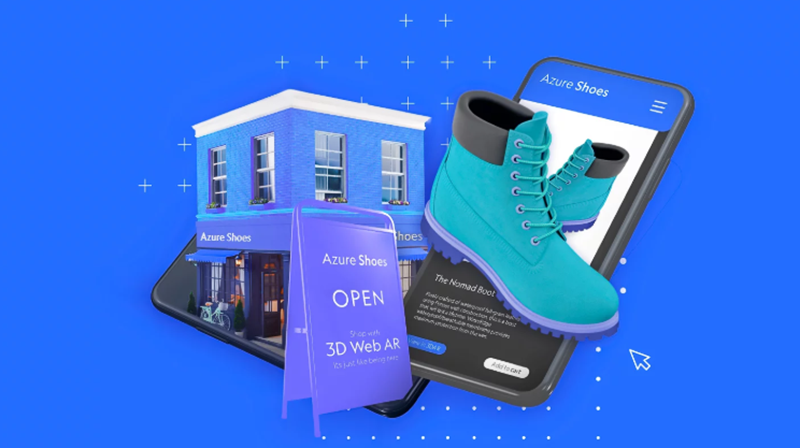 Using augmented reality in Ecommerc