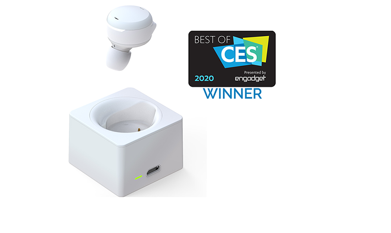 Olive Smart Ear wins Best of CES Awards