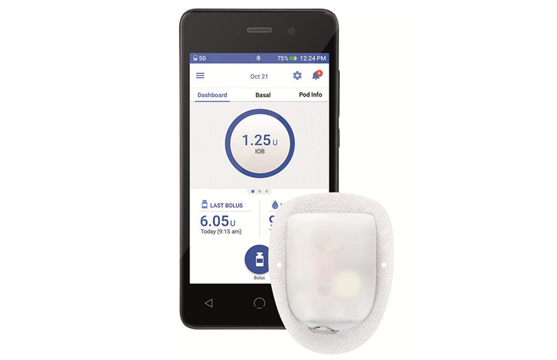 Omnipod DASH in Europe
