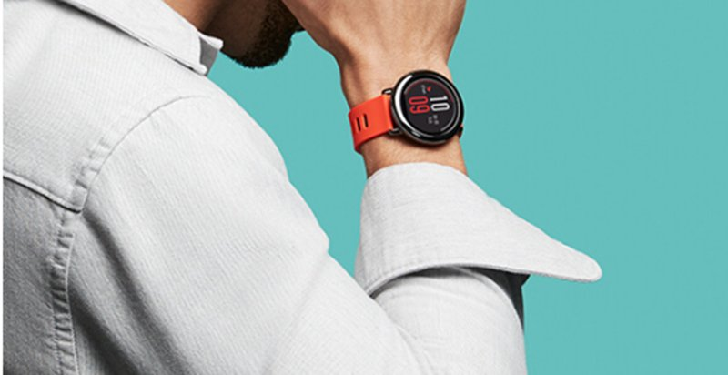 Amazfit Number 1 by shipments