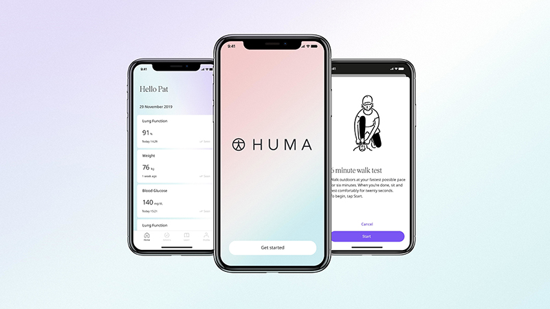 Medopad Rebrands As Huma