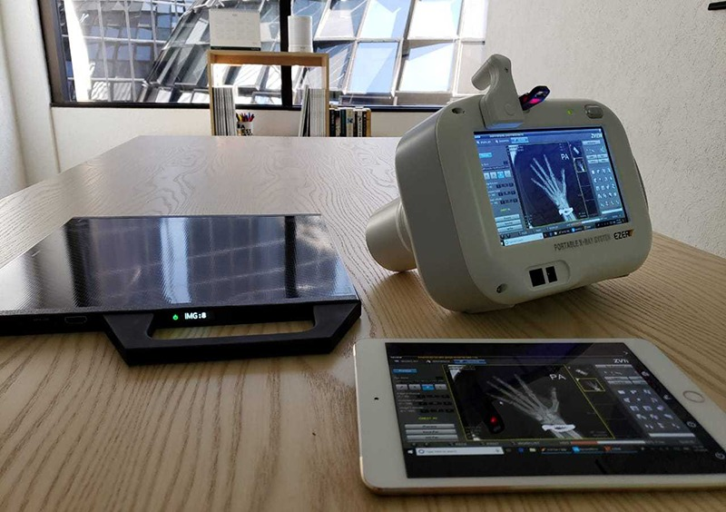 AiRTouch Portable X-Ray
