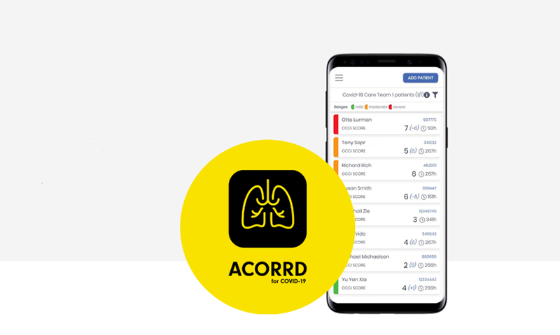S3 Connected Health ACORRD