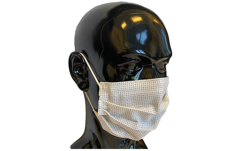 IU Electroceutical Fabric Mask