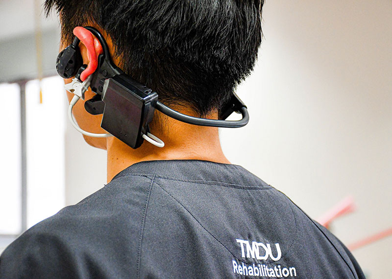 KYOCERA and TMDU Collaborate for COVID19