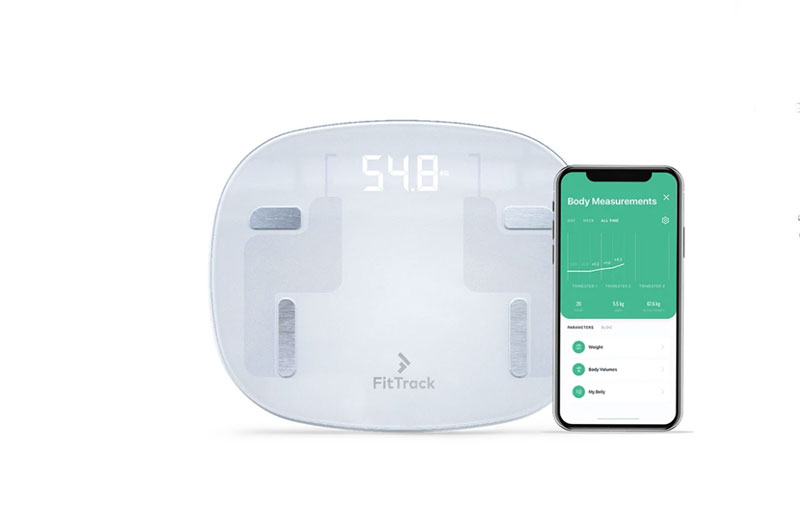 FitTrack Beebo smart scale