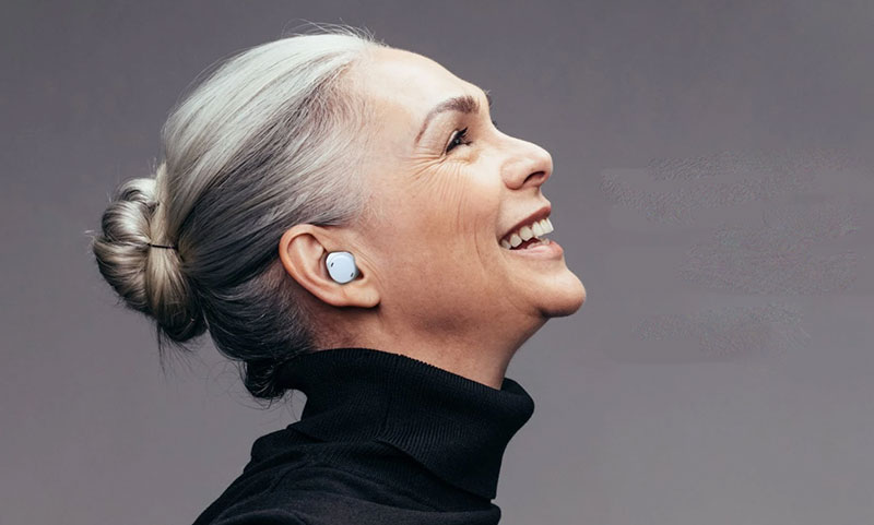 Augmented reality in hearables