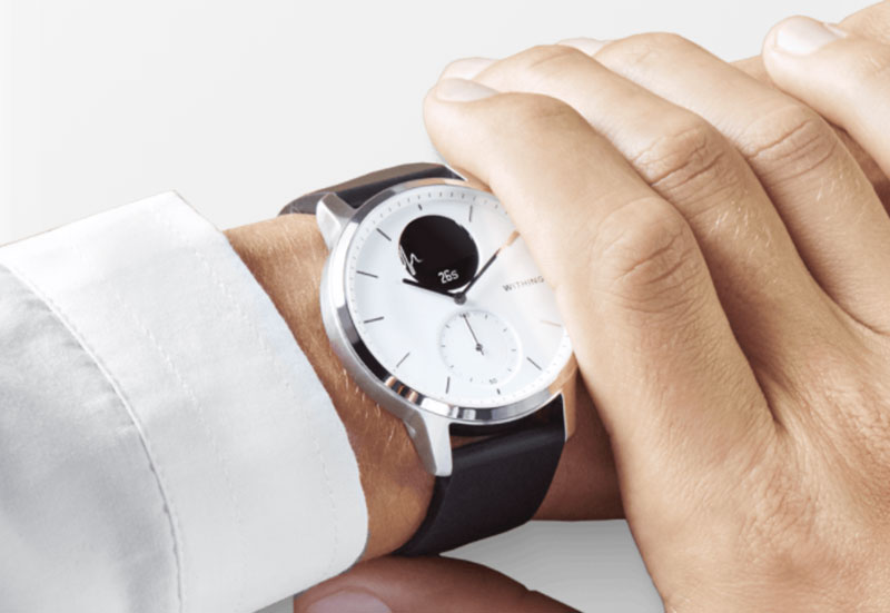 Withings ScanWatch CE certification