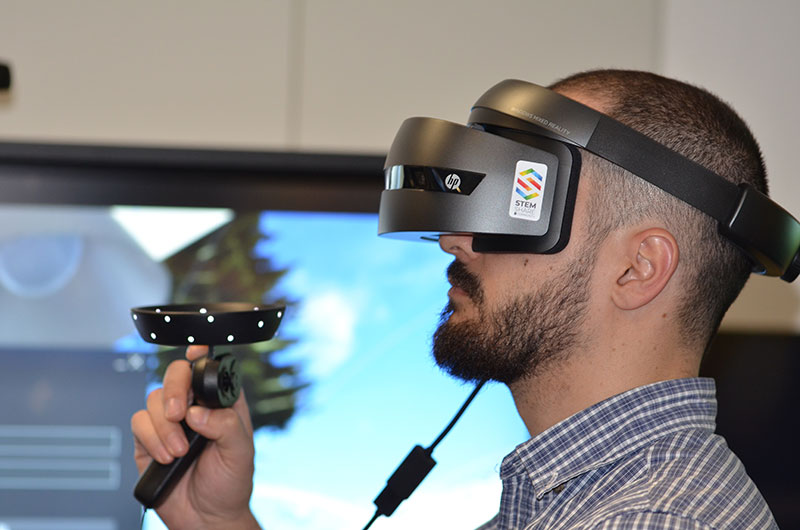 Virtual Reality in Research