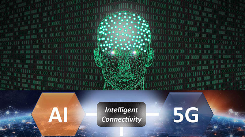 5G and Artificial intelligence impact