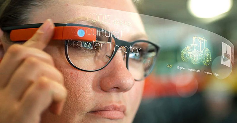 Wearables impact on future workplaces