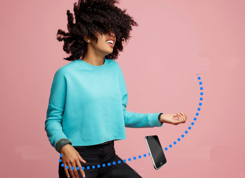Mictic make music with gestures