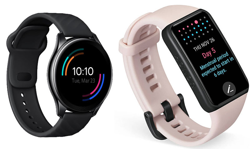 Upcoming smartwatches 2021