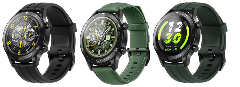 realme Launches Watch S Pro Smartwatch and True Wireless Buds Air 2