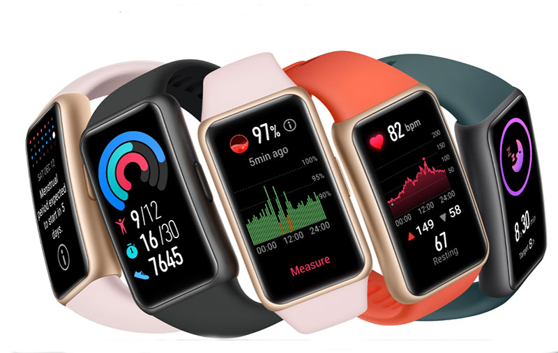 Huawei launching Band 6 and Watch Fit Elegant in Austria