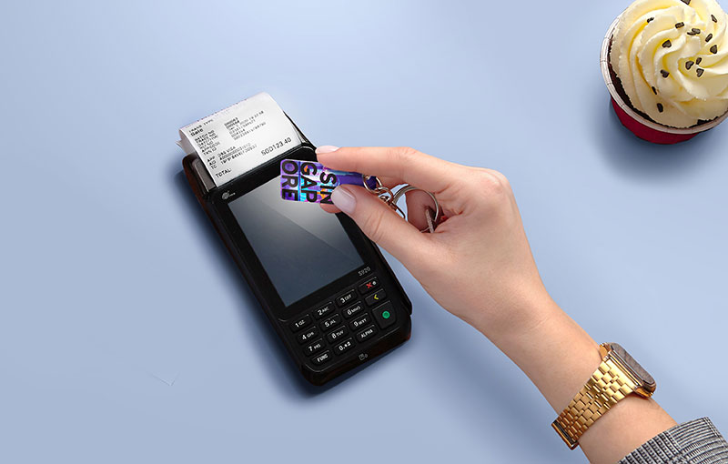 ISBC Launches Contactless payment