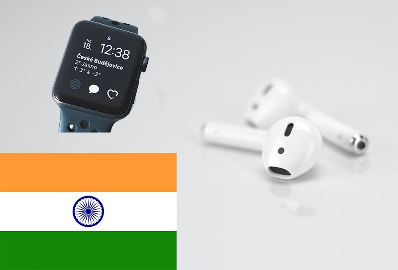 Smartwatches hearables driving wearables market in India