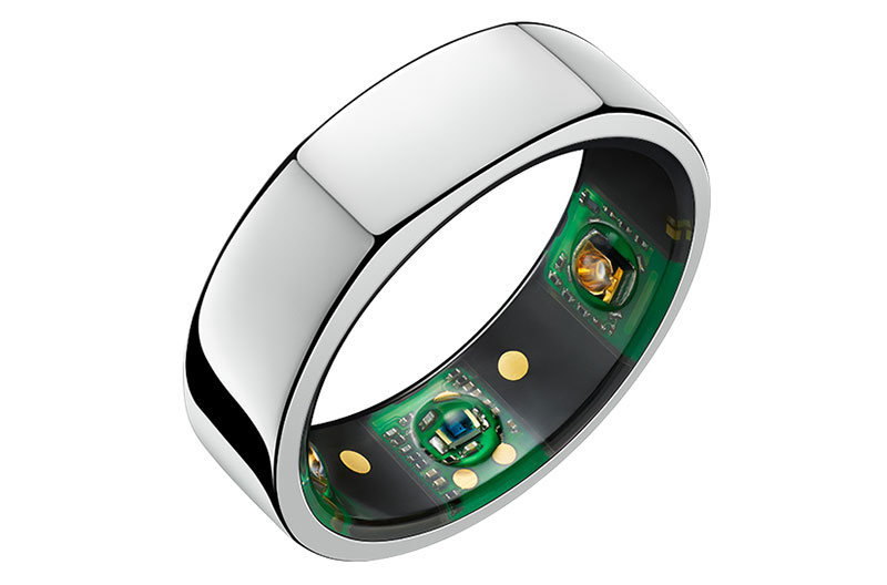 Fitbit Smart ring patent