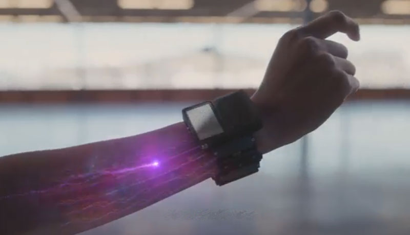 Facebook new wearables interact with AR