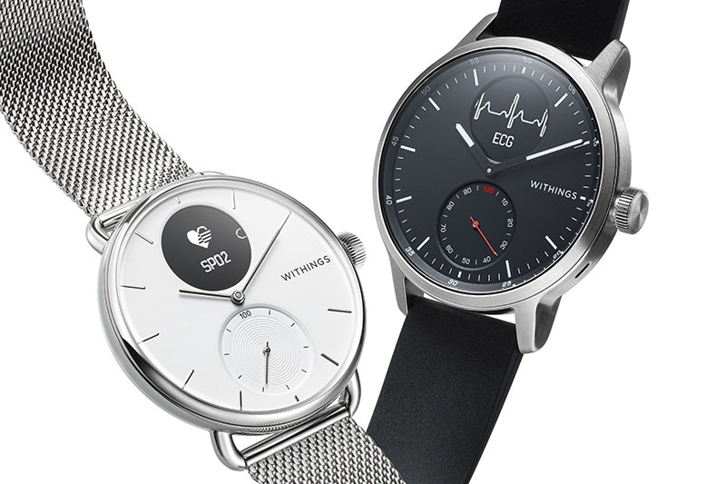 Withings Wins FDA Clearance of ScanWatch